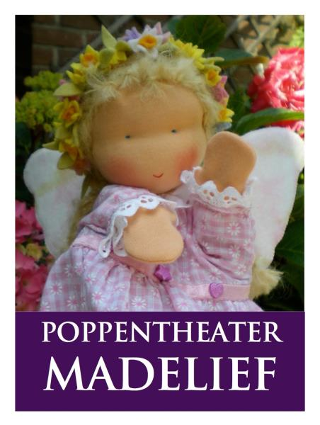 affiche Poppentheater Madelief